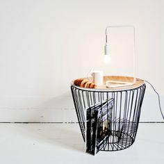 Image of Table range-magazine