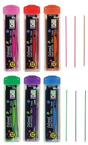 Geddes Colored Pencil Lead Refills, 24 Pack Bring your writing to life with our colored lead refills. Check out our other great Raymond Geddes supplies and accessories as well! Colored Pencil Lead, Colored Pencils, Mechanical Pencil Lead, Mechanical Pencils, School Stationery, Stationary School, Cool School Supplies, Craft Supplies, Office Supplies