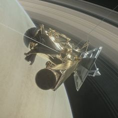 The international Cassini­-Huygens mission has explored Saturn and its rings and moons for 13 years, and will conclude by plunging into the planet's atmosphere next week. This article highlights some of the mission's exciting discoveries led by European teams.