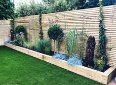 'A trash heap into a garden that we love!' The back of the house has also been renovated, with chic black-rimmed bi-fold doors leading to the lush green garden