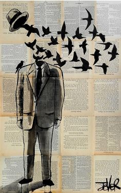 """freedom ....(re-imagined) "" by Loui Jover 