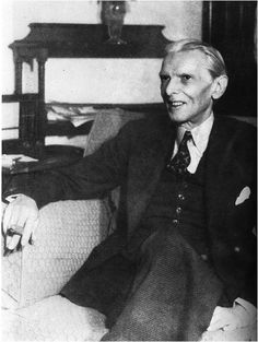 Founder of Pakistan (Father of the Nation). Mohd.Ali Jinnah.