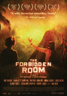 . the forbidden room (maddin, johnson, 2015)