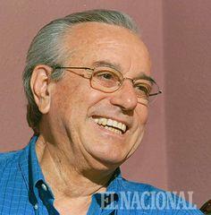 El actor José Bardina, durante entrevista concedida a El Nacional. (FOTO: MANUEL SARDÁ)