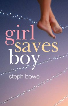 Fans of The Fault In Our Stars will love Steph Bowe's Girl Saves Boy ($28). The 16-year-old's debut novel shares the sweet and sad story about two teens fighting for their lives while falling in love.