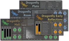 VST reverb plugins. Clear Plates, Free Opening, Bright Rooms, Open Source, Linux, Decay, Diffuser, Software, Simple