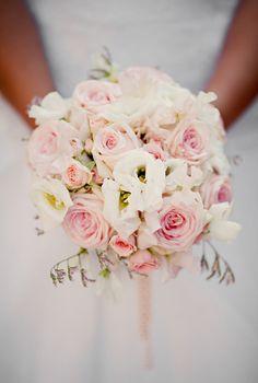 Svatební kytice pro Martinu a Jirku / svatební výzdoba a svatební květiny / od Million Bells