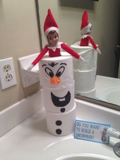25 cute and easy Elf on the Shelf ideas from real moms | BabyCenter Blog