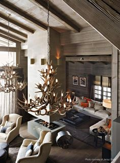 82 Modern Chalet Interior Design 10 Chalet Chic Living Room Ideas For Ultimate Luxury And fortable Chalet Design, House Design, Kelly Hoppen Interiors, Chalet Chic, Chalet Style, Ski Chalet Decor, Top Interior Designers, Best Interior Design, Cabin Interiors