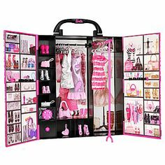 Kmart 2013 Fashionista Barbie Dolls Barbie Girls Toys