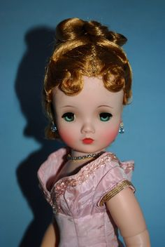 """What else can I say but """"gorgeous""""?  I had a doll like this."""