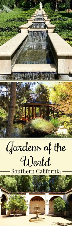 Gardens Of The World - Thousand Oaks, California #ad #VisitConejoValley #ThousandOaks #Travel #SouthernCalifornia - Simple Sojourn