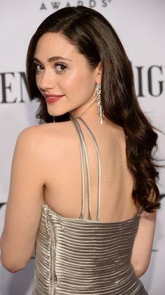 Emmy Rossum - 68th Annual Tony Awards at Radio City Music Hall (June 8, 2014)
