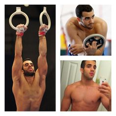 Danell Leyva... one of the reasons I'm watching the 2012 Olympics!
