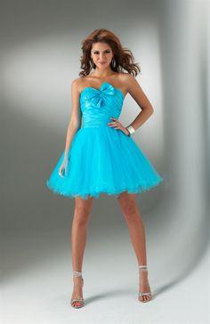 Winter Short Prom Dresses