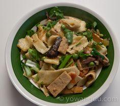 Shamey Gongthuk: Recipe for Veggie Egg Noodles via @yowangdu