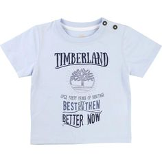 Timberland Short Sleeve T-Shirts | Timberland Baby Boys T05G24 | Kizzies