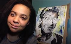Ruthie Akuchie 29 Days of Inspirational Black Females March 5-April 16 on the first floor
