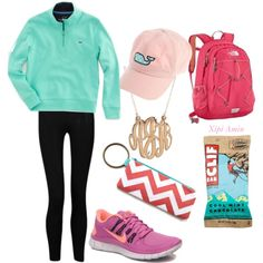 """Late to Class Outfit."" by xipiamin on Polyvore"