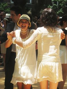 Thursday's Child: Jazz Age Lawn Party