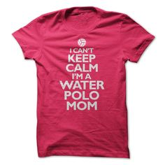 Calm Water Polo Mom T-Shirt