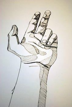 Hand gesture #1.