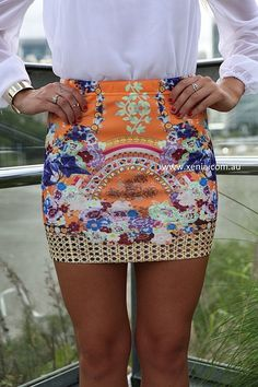 THE SANTORINI SKIRT , DRESSES, TOPS, BOTTOMS, JACKETS & JUMPERS, ACCESSORIES, SALE, PRE ORDER, NEW ARRIVALS, PLAYSUIT,,Skirts Australia, Queensland, Brisbane