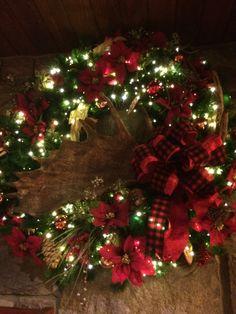 Wilderness Lodge Christmas 2014