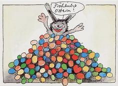 Janosch - froehliche Ostern