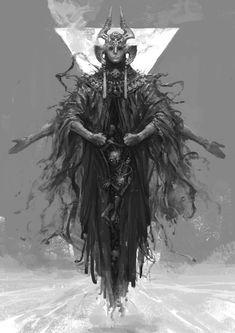 The amazing digital art of su jian Dark Fantasy Art, Fantasy Kunst, Dark Art, Arte Horror, Horror Art, Art And Illustration, Arte Obscura, Tribute, Monster Design