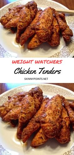 Chicken‬ ‪Tenders‬ (One Taste and You're Addicted) – Recipes Me Chicken Tenders Crockpot, Chicken Tenders Healthy, Baked Chicken, Ww Recipes, Easy Dinner Recipes, Cooking Recipes, Healthy Recipes, Turkey Recipes, Weight Watchers Diet