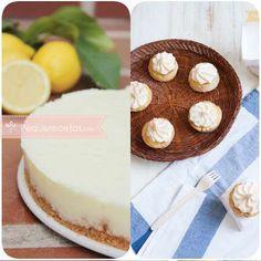 Postres con limón, recetas de tartas