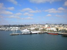 San Diego Harbor, San Diego, California