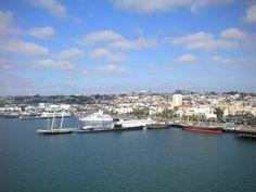 San Diego Harbor, San Diego, California