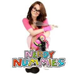 """Rosanna Pansino is one of my favorite bakers of all time. She stars on the hit YouTube series called Nerdy Nummies where she makes """"nerdy"""" sweet treats."""