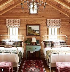 cabin decor Explore The Expansive Midwestern Getaway Photos Beautiful Bedrooms, House, Home, Home Bedroom, Cabin Decor, Bedroom Design, House Interior, Cabin Living, Rustic Bedroom