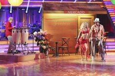 Kym Johnson & Ingo Radamacher  -  Dancing With the Stars  -  season 16  -  spring 2013  -   eliminated in the semi-finals, placing 5th for the season