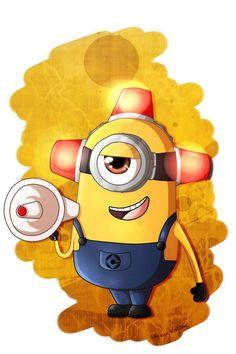Bee-Doo, Bee-Doo. | Minions Movie | In Theaters July 10th