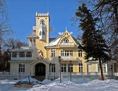 «Дача П.А. Башенина. Архитектор И.А. Чарушин (1911 год).» на Яндекс.Фотках…