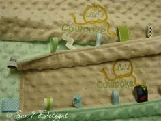 Matching Blanket & Softie