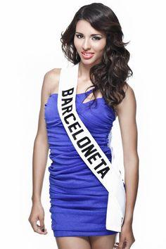 Miss Universe Barceloneta, Ashley Marine Nieves.