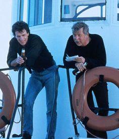 Rick Springfield & Albert Salmi (Hard to Hold)