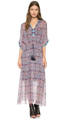 Figue Calista Long Dress
