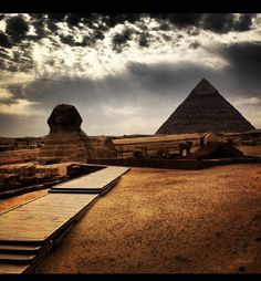 Egypt - ancient history which I would like to see with my own eyes