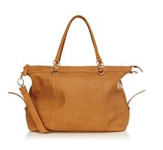 Warehouse Camel Colour Clean Tote $64 http://www.zoanne.com/bags/Warehouse-Camel-Colour-Clean-Tote