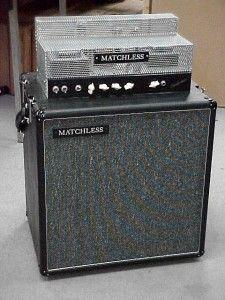 Matchless Thunderman - THE bass amp