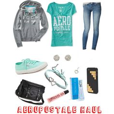 Everything here is from Aero! Aeropostale Outfits, Haul, My Style, Polyvore, Clothes, Fashion, Clothing, Outfits, Moda