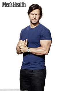 He's still got it: while his early days as a Calvin Klein poster boy are behind him, Mark Wahlberg still adheres to the rigorous health and fitness regimen that helped win him an army of female admirers