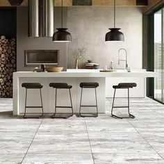 Concept of the day - Live near the sea? How beautiful are these lime washed timber tiles.    #tiledesign #conceptoftheday #tilemasters #designideas #tilemastersdisplay #beachhouseideas #limewashed #design #designidea #designers #sydneytileshop #sydney #tiles #decor #renovations #porcelain #moderndesign #interiordesigning #livingroomtiles #tilewarehouse #floortiles #homedesign #afforabletiles #designcentre #timbertile #externaltiles