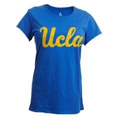 UCLA Women's Script Tee